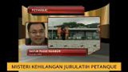 Sukan SEA Filipina: Misteri kehilangan jurulatih Petanque