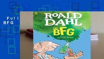 Full version  The BFG  For Kindle