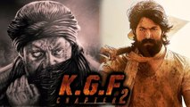KGF Chapter 2 Movie Starring Sanjay Dutt And Yash Shooting Cancelled Due To THIS REASON