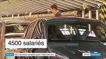 Automobile : Toyota annonce la création de 500 emplois dans son usine de Valenciennes