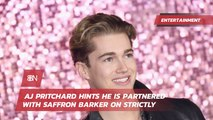 AJ Pritchard On 'Strictly Come Dancing'