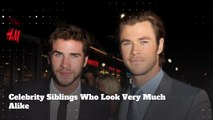 These Celebrity Siblings Look Very Much Alike