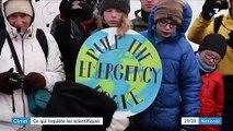 Rapport du GIEC : le réchauffement climatique pourrait provoquer 280 millions de réfugiés