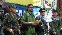 Colombie : la tête des anciens Farc revenus aux armes mise à prix