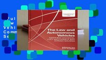 Full version  The Law and Autonomous Vehicles (Contemporary Commercial Law)  Best Sellers Rank : #4