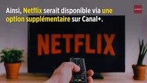L'accord secret qui permettrait à Canal+ de distribuer Netflix