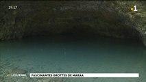 Au cœur du fenua : les grottes de Maraa