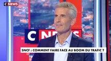 SNCF: comment faire face au boom du trafic? - L'Hebdo de l'Eco