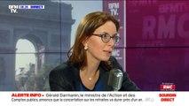 """Amélie de Montchalin prend la défense de Sylvie Goulard: """"Cette enquête dont vous me parlez, ça fait un peu du réchauffé"""""""