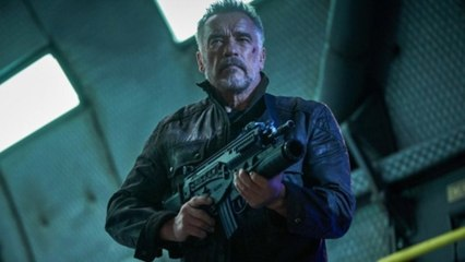Terminator Dark Fate - Nouvelle Bande-Annonce (VOST)