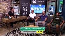 Les paris FCM - L1 J4 : doublé de Benedetto, des buts face à l'ASSE / quels pronos pour Lyon et Lille ?