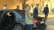 Pedro Sánchez visita al Rey Juan Carlos tras su operación