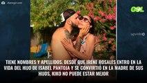 """""""¡Se le marcan las venas!"""" Kiko Rivera y el bikini bomba de Irene Rosales"""