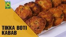 Spicy Tikka Boti Kabab   Tarka   MasalaTV Show   Rida Aftab