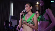 Michelle Dee on mom Melanie Marquez and cousin Wyn Marquez