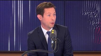 François-Xavier Bellamy - Franceinfo vendredi 30 août 2019