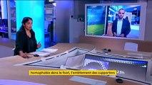 Homophobie dans le football : le parquet de Nice ouvre une enquête