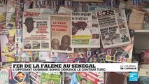 Fer de la Falémé au Sénégal : l'opposant Ousmane Sonko dénonce le contrat turc