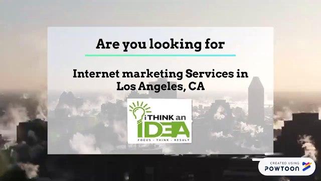 Internet marketing Services in Los Angeles, CA