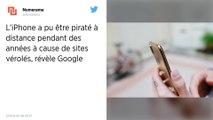 Google révèle un piratage de plusieurs années sur les iPhone à partir de Safari