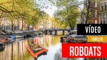 Roboats, los robots del MIT que construyen puentes
