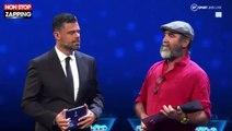 Eric Cantona : son discours WTF lors du tirage de la Ligue des champions (vidéo)