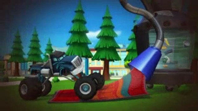 Blaze and the Monster Machines S02E20 Pickle Power