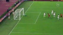 Cengiz Ünder'in İtalya Ligi'nde Genoa'ya attığı gol, Roma'da Ağustos ayının en güzel golü seçildi