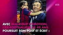 Luis Enrique a perdu sa fille du cancer : Les stars soutiennent l'ex-entraîneur du Barça