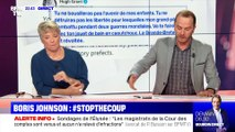 Boris Johson: #StopTheCoup