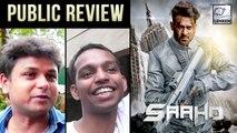 Saaho Public Review | Prabhas | Shraddha Kapoor