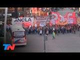 Crisis y tensión en Chubut: la protesta se mudó a Buenos Aires para visibilizar el conflicto