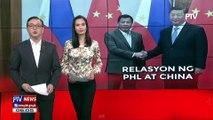 Ikalawang araw ng pabisita ni Pres. #Duterte sa China, naging matagumpay