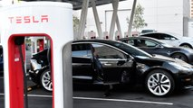 China To Exempt Teslas From Purhcase Tax