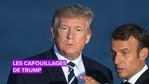 Trump au G7 : Ses moments les plus étranges