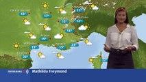Votre météo du samedi 31 août : l'après-midi sera orageuse