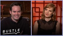 Jessica Chastain, Bill Hader and the 'It Chapter Two' Cast Play Horror Trivia