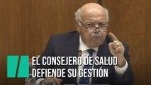 El Consejero de Salud de Andalucía defiende su gestión tras el brote de listeriosis
