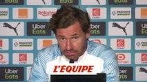 Villas-Boas «Thauvin peut donner une autre dimension à cette équipe» - Foot - L1 - OM