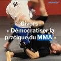 Daniel Paquet :   «Démocratiser la pratique du MMA»