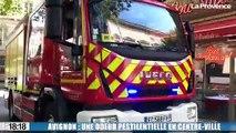 Avignon : une odeur pestilentielle en centre-ville