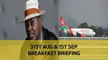 Raila's Kibra 'must-win' | When divorce comes knocking | How CBK destroys old notes: Your Breakfast Briefing