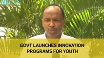 Government launches innovation programs for youth