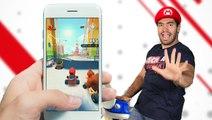 Mario Kart débarque sur votre smartphone - Tech a Break #22