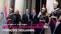 """Emmanuel Macron """"meurtri"""" par les anciennes décisions de François Hollande"""