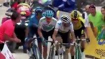 Ciclismo - La Vuelta 19 - Alejandro Valverde Gana la Etapa 7