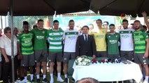 Bursaspor'da transfer şov