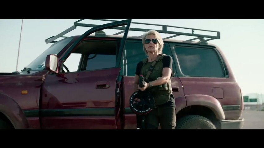 TERMINATOR 6 DARK FATE Bande Annonce 2 VF (2019) Arnold Schwarzenegger