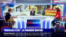 """""""Nouveau lycée"""": la première rentrée"""