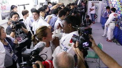 """CM Tokyo 2019 – Madeleine Malonga : """"J'espère que dans un an, ce sera aussi l'or"""""""